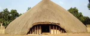 "Uganda Cultural Tombs ""Kasubi Tombs"""